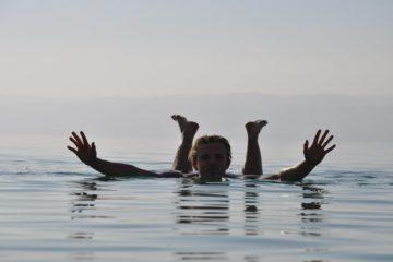 Totes Meer für Neurodermits