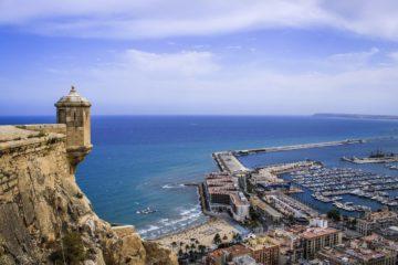 Reisen nach Alicante