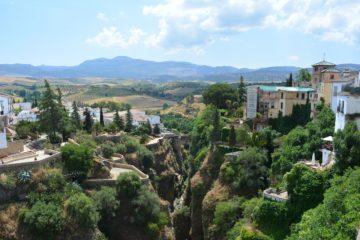 Reisen nach Andalusien