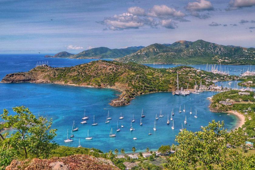 Reisen nach Antigua
