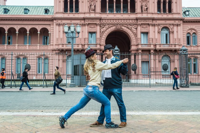 Reisen nach Argentinien