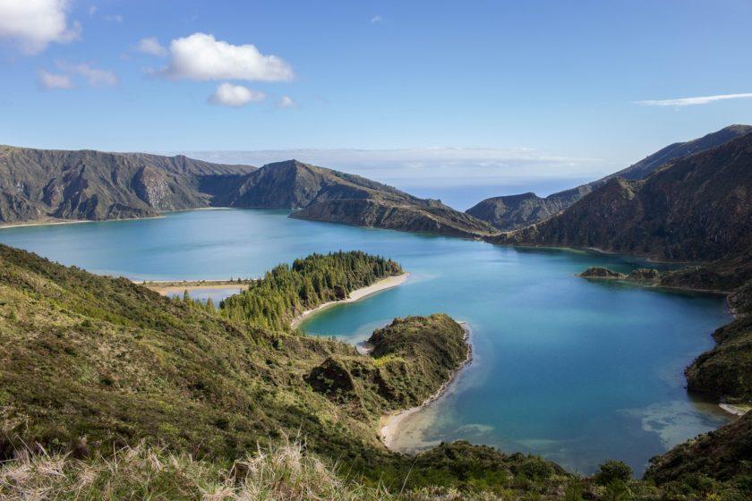 Reisen auf die Azoren