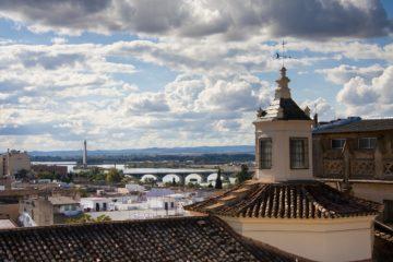 Reisen nach Badajoz