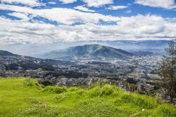 Reisen nach Ecuador