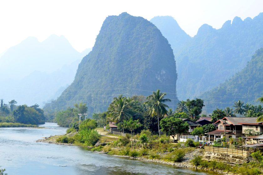 Reisen nach Luang Prabang, Laos
