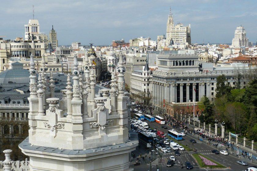 Reisen nach Madrid