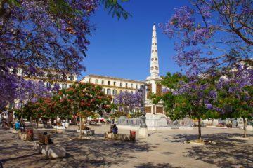 Reisen nach Malaga