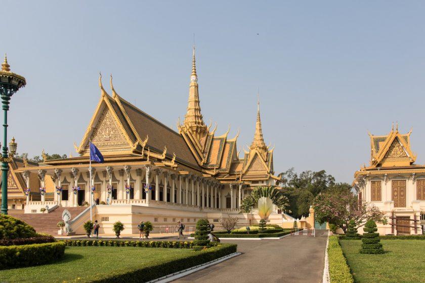 Reisen nach Phnom Penh