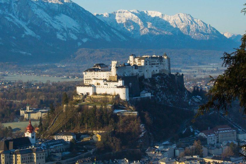Reisen nach Salzburg