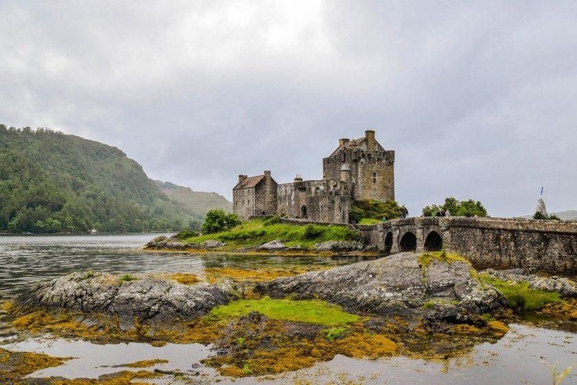 Reisen nach Schottland