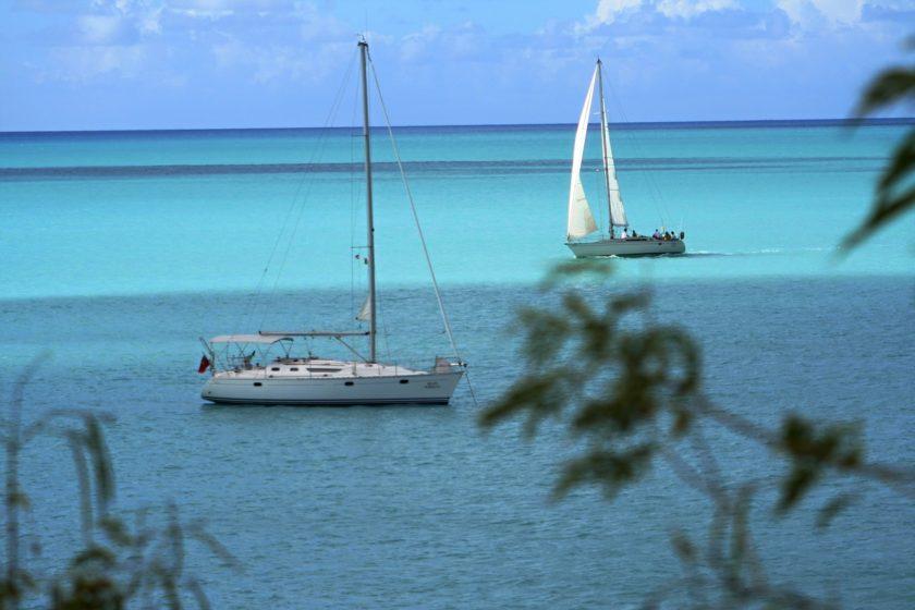 Segelreisen in der Karibk