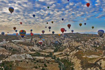 Reisen durch die Türkei - Kappadokien